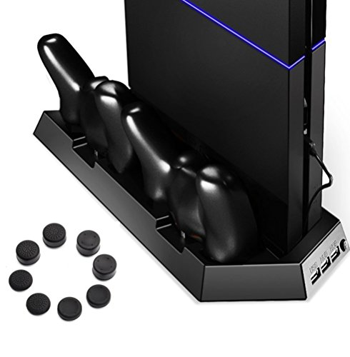 ps4-vertical-stand-cooling-fan-dual-charging-station-for-playstation-4-dualshock-4-controllers-with-