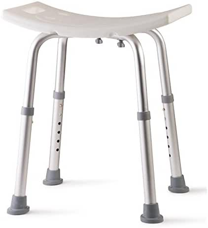Dr Kay's Adjustable Height Bath and Shower Seat Top Rated Shower Bench