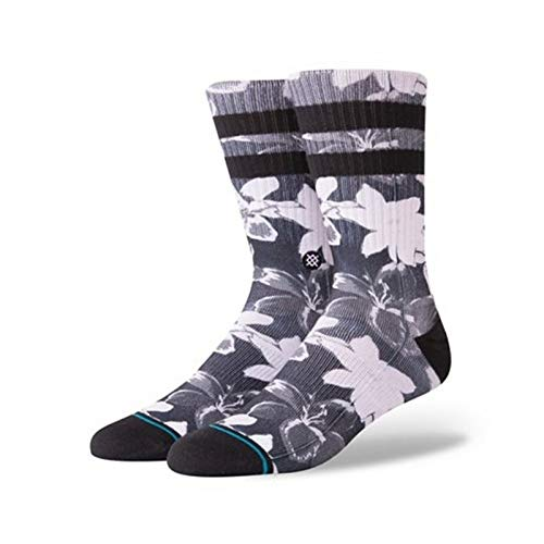 Stance Calcetines Lilly Negro Negro) M556C18LIL-BLK-L