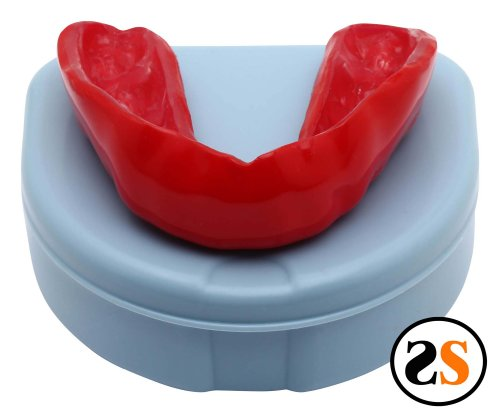 6mm Color Custom MMA Mouthguard by SportingSmiles