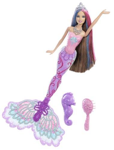 Barbie Color Magic Mermaid Teresa Doll Buy Online In Uae Toy Products In The Uae See
