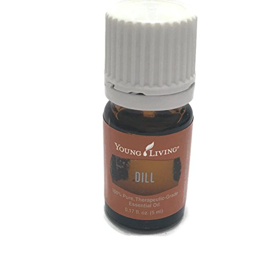 Dill Essential Oil 5 ml Young Living Essential Oils