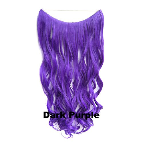 Extension Digital Hair (PrettyWit Wavy Curly Synthetic Hair Extension Hairpieces Wig 18