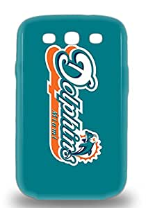 New Shockproof Protection 3D PC Case Cover For Galaxy S3 NFL Miami Dolphins Logo 3D PC Case Cover ( Custom Picture iPhone 6, iPhone 6 PLUS, iPhone 5, iPhone 5S, iPhone 5C, iPhone 4, iPhone 4S,Galaxy S6,Galaxy S5,Galaxy S4,Galaxy S3,Note 3,iPad Mini-Mini 2,iPad Air )