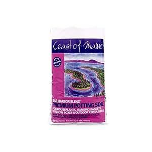Coast of Maine MGG1 Garden Gold Organic Pot Soil, 1 Cubic Feet