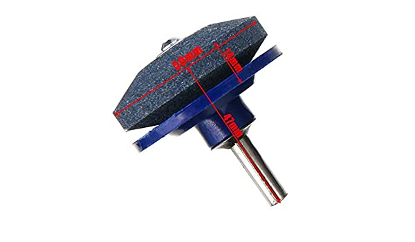 JIAIIO - Afilador de cuchilla giratoria universal para cortacésped ...