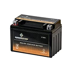 Product Description Don't worry! We strive to put your mind at ease! Our batteries have gone through exhaustive testing to ensure they can handle any situation easily. YTX9-BS Battery Specifications: REPLACES: PTR9-BS, M62R9B, 44156, YTR9-BS,...