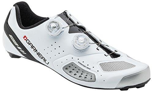 Louis Garneau Course Air Lite 2バイク靴、ホワイト、39