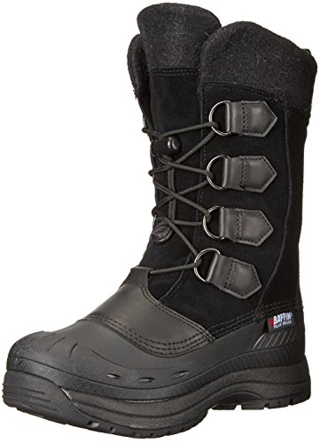 Snow Boot, Black, 9 M US ()