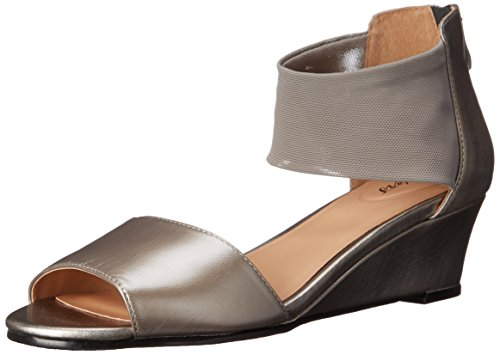 Trotters Womens Maddy Maddy Pewter