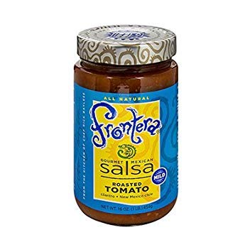 Frontera Mild Roasted Tomato Salsa 16 Oz (Pack of 6) - Pack Of 6 ()