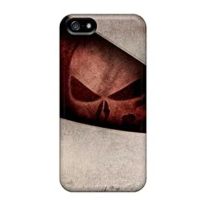 Iphone 5/5s Cases Covers Cases - Eco-friendly Packaging Punisher Design