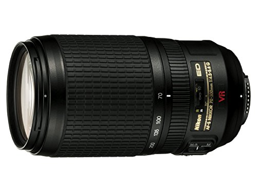 Nikon 70 300mm 4 5 5 6G Certified Refurbished