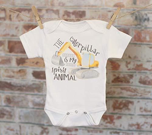 Caterpillar Infant Bodysuit - 6
