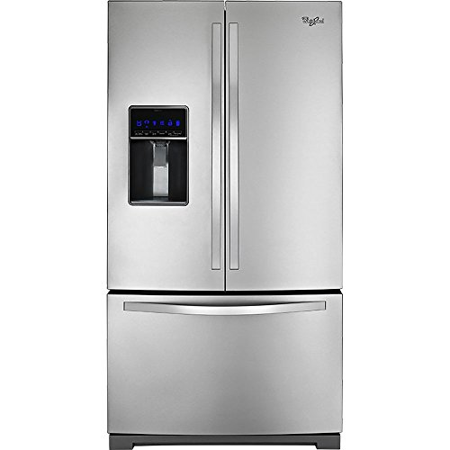 Whirlpool WRF736SDAM Stainless French Refrigerator
