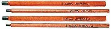 PKG 100 Arcair  3//8X17 DCCC Jointed 24064003 Builders World Wholesale Distribution