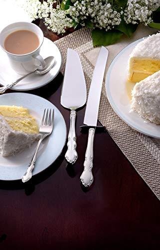 Oneida Dover 2 Piece Cake Server Set ()