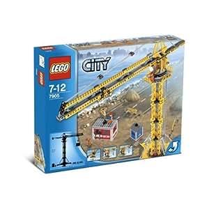 LEGO City 7905 - Grúa de construcción