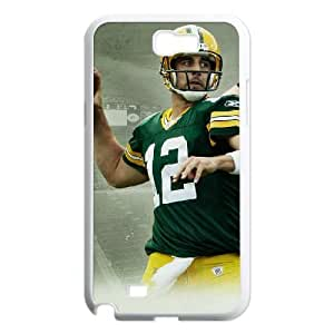 Green Bay Packers Samsung Galaxy N2 7100 Cell Phone Case White DIY gift zhm004_8685834