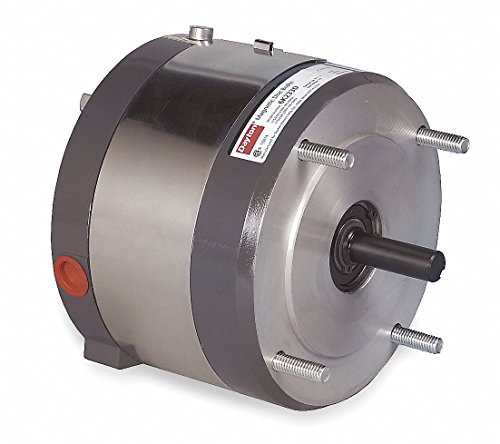 Double C-Face Magnetic Disc Brake, 5/8 Shaft Dia. (In.), 208-230/460VAC Or 174-190/380VAC Coil Volt C-face Brake Motor