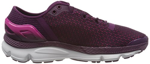 Under Armour Kvinna Speedform Intag 2 Löparsko Merlot / Tropic Rosa / Merlot