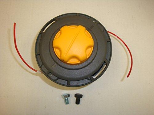 Ryobi 120950010 Line Trimmer Cutting Head Assembly Genuine Original Equipment Manufacturer (OEM) part for Ryobi
