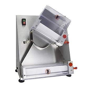 welljun automático y eléctrico/hojeadora Machine de rodillo de masa de pizza, pizza Panificadora