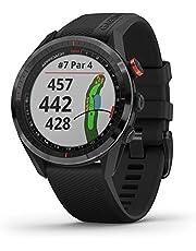 Garmin Approach S62, Reloj GPS de Golf Premium, Caddie Virtual Integrado, mapeo y Pantalla a Todo Color