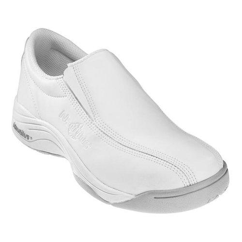 Slip Donna Nautilus Soft Toe Esd, Bianco, 8 W