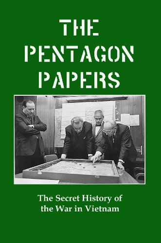 Amazon the pentagon papers the defense departments secret the pentagon papers the defense departments secret history of the vietnam war by us fandeluxe Images