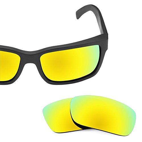 de Bolt Mirrorshield repuesto Polarizados Von Revant Elmore Lentes para Opciones múltiples — Zipper Dorado AwqW7Sx5vg