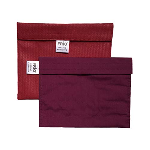 Frio Cooling Wallet - Extra LG-Red-Keep Insulin