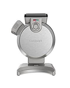 Cuisinart WAF-V100 Vertical Waffle Maker, Silver