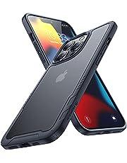 Humixx iPhone Shockproof Black Case - C