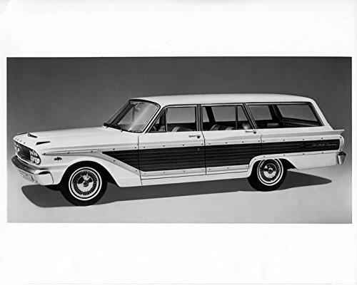 Amazon com: 1963 Ford Fairlane Squire Station Wagon Photo