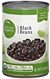 Simple Truth Organic Black Beans 15 Oz (Pack of 6)