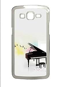 Samsung 2 7106 Case Elegant Music PC Samsung 2 7106 Case Cover Transparent