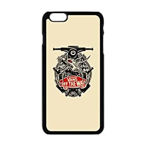 """YESGG Vans """"off the wall"""" fashion cell phone case for iPhone 6 plus"""