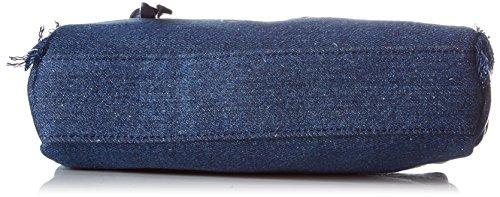 Emily Sac Temps Bleu Cerises Le 5 bandoulière Bleu des CStXXq