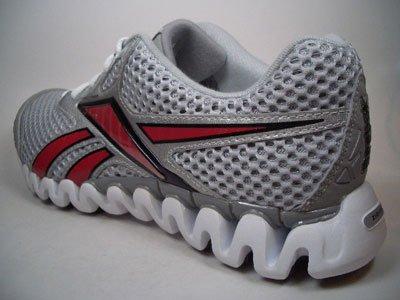 Reebok - Zapatillas de running de Material Sintético para hombre Plateado plateado 39