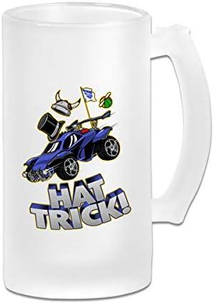 ジョッキ ビールグラス ホッピージョッキ ロケットリーグ ビアグラス ガラスジョッキ マグカップ コーヒーカップ 片手コップ オフィス タンブラー プレゼント 飲み物 CUP 贈り物 シンプル おしゃれ 500ML 飲み会