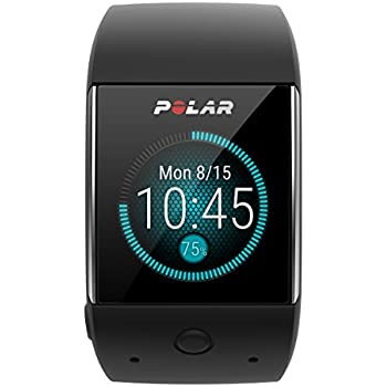 Polar M600 Smart Sports Watch/Fitness Watch, Black