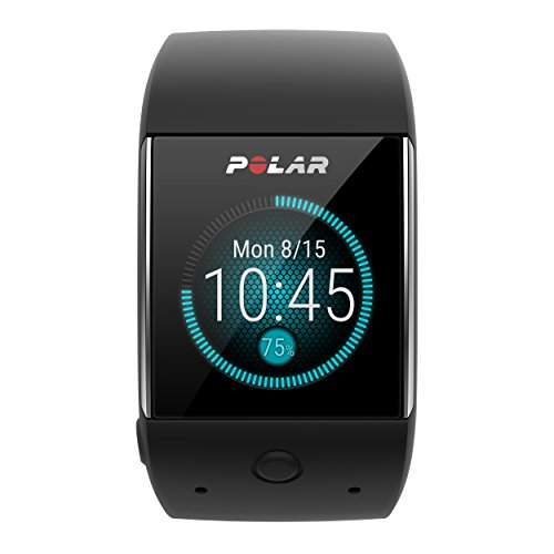 Image of Polar M600 Smart Sports Watch/Fitness Watch, Black