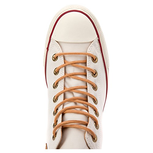 Converse - Zapatos Chuck Taylor All Star Lux Peached lona pergamino