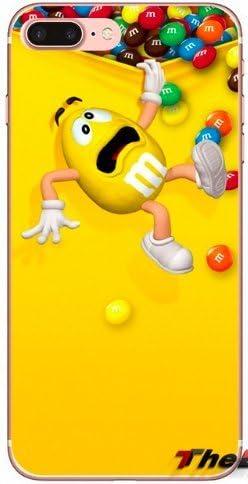 TN Cases Store Coque iPhone 7 et iPhone 8 M&M's Bonbon Chocolat ...