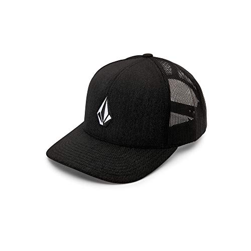 Volcom Men's Full Stone Cheese Hat, New Black, One Size