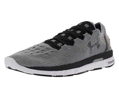 Under Armour Speedform Slingshot Womens Zapatillas Para Correr - AW16 negro, blanco ( Steel/ White/ Black)