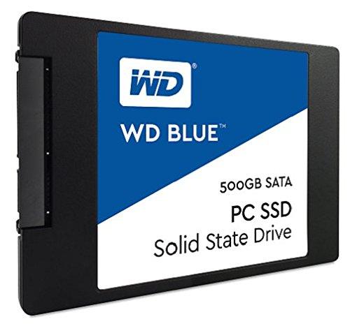 Western Digital WD Blue SSD interne 500 Go - SATA 6 Gbit/s 2,5'' by Western Digital