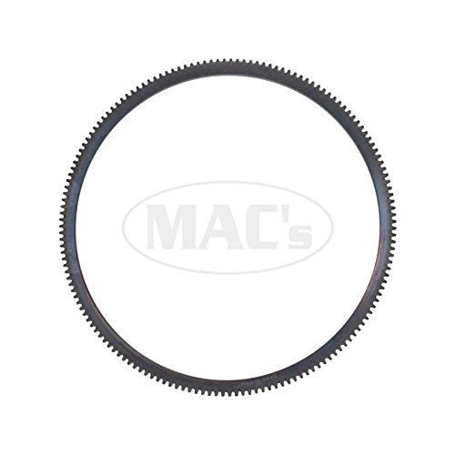 MACs Auto Parts 44-34734 Ford Mustang Flywheel Ring Gear - 157 Teeth - 289 V-8 With 4-Barrel Carburetor And Manual Transmission With 10 Clutch ()