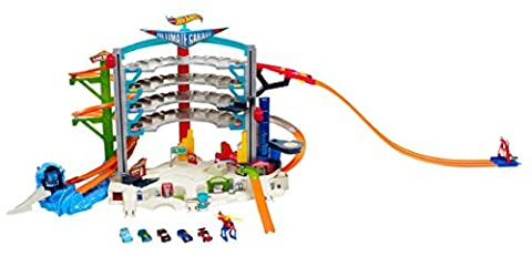 Hot Wheels Ultimate Garage Playset Standard Packaging (Hot Wheels Super Track)